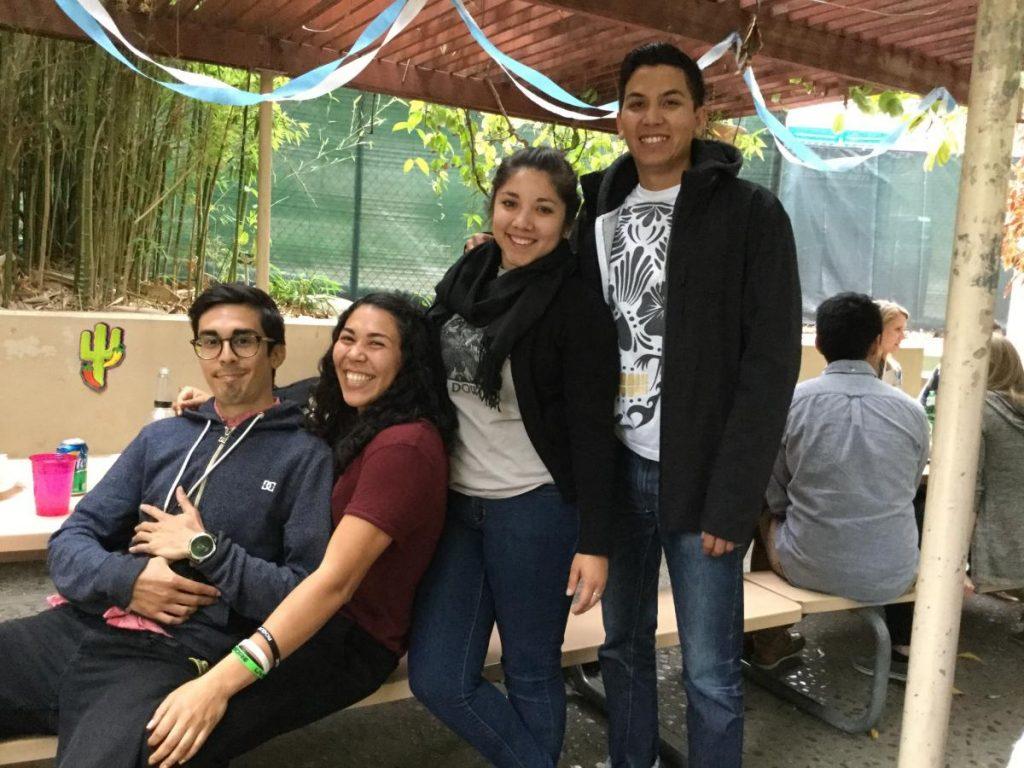 Graduate Programs in Bioscience AMEBA Cinco De Mayo Community Building Event